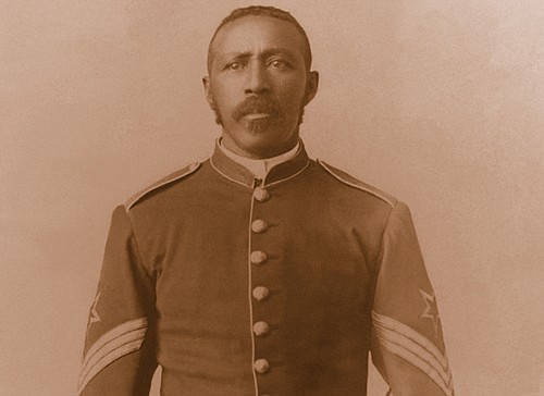 Moses Williams was a Medal of Honor recipient