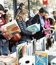 Choose your own adventure with a jam-packed day of browsing books, attending writing workshops and visiting with accomplished authors at this year's Portland Book Festival, coming Saturday Nov. 9 to the Portland Art Museum and surrounding downtown locations.