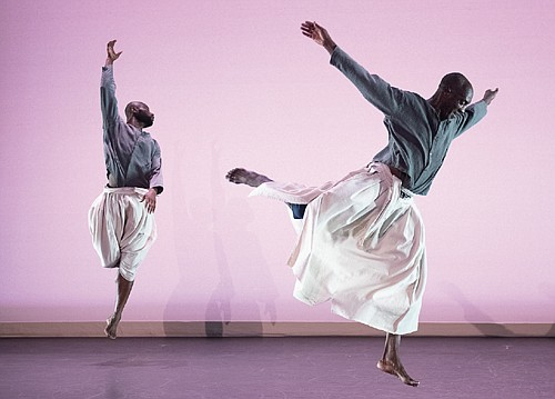 """White Bird presents award-winning choreographer Reggie Wilson's latest exhilarating work """"Power"""" a tribute to what a black Shaker movement could have looked like and builds upon the early evolution of the African Diaspora, combining physicality and spiritual practice."""