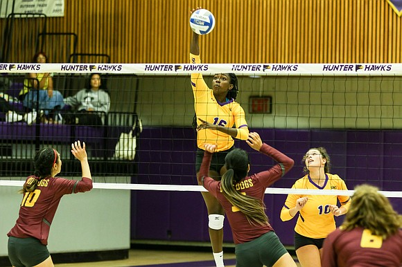 The entire season for Hunter College volleyball has been building toward the upcoming Division III NCAA Tournament.