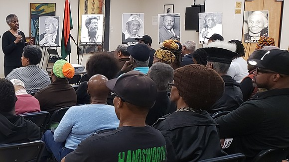 A New York citywide Unity program held on Black Solidarity Day, Nov. 4, 2019, launched a citywide plan of action ...
