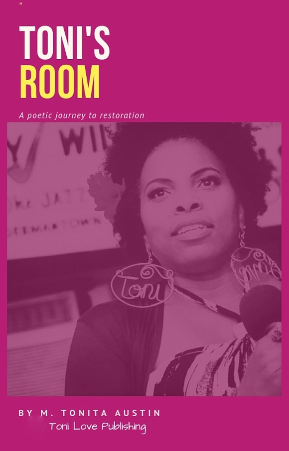 """On Saturday, Nov. 9 from 3-6 p.m., a book launch and fundraiser will be held for """"Toni's Room: A Poetic ..."""