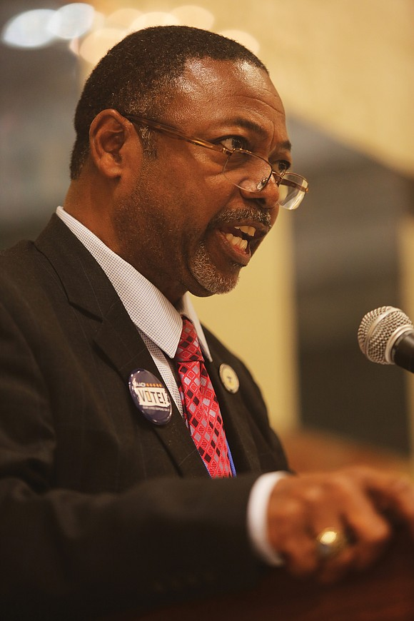 Robert N. Barnette Jr., who has led the Virginia State Conference NAACP since August when the previous presi- dent was ...