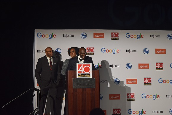 This past Friday, Oct. 25, The Network Journal honored 40 young, Black changemakers in business; this marked the Network Journal's ...