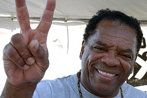 Actor and comedian John Witherspoon