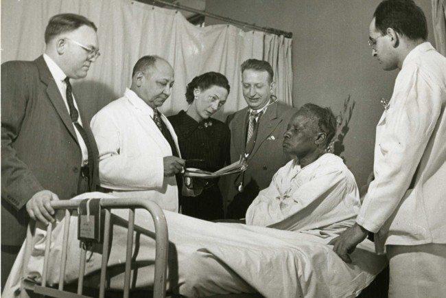 Dr. Myra Adele Logan, first woman to perform open-heart surgery - Amsterdam News
