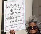 Rally for WBAI