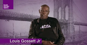 Louis Gossett Jr: Academy Award Winning Actor, Activist, Author