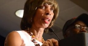 A victory celebration was held on election night, Tuesday, April 26, 2016, for mayoral candidate, Catherine Pugh. She was declared the winner of the Democratic Primary. The event was staged at the Harbor Hotel at the corners of Fayette & Hanover Streets. Here are excerpts from her remarks.