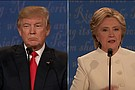 Donald Trump and Hillary Clinton, the Republican and Democratic presidential nominees, participate in their third, and final debate at the University of Nevada, Las Vegas.