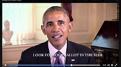 In his only videoed gubernatorial endorsement of the November 2016 elections, President Obama endorses Incumbent Kate Brown.
