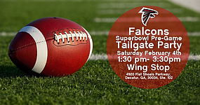 Superbowl Pre-Game Tailgate Party