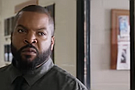 "Ice Cube and Charlie Day are teachers headed for an after-school showdown in the parking lot in ""Fist Fight."""