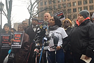 Ramarley Graham's mother, Constance Malcolm continues her quest for justice after the NYPD officer who unjustly killed her son resigns.