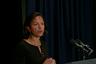 "Former National Security Adviser Susan Rice denied unmasking Trump transition aides and called the unproven allegations against her ""absolutely false."""