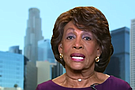 "Democratic Rep. Maxine Waters had some choice words for President Trump, saying Trump has done some outrageous things since becoming president -- including ""concocting a scheme"" with House Intel chair Devin Nunes."