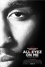 ALL EYEZ ON ME - In Theaters June 16!  The Untold Story of Hip Hop Artist Tupac Shakur. Subscribe: https://www.youtube.com/user/codeblacktv