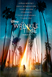 "Check out ""A Wrinkle in Time"" when it hits theaters on March 9, 2018!"