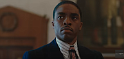 Long before he sat on the United States Supreme Court or claimed victory in Brown v. Board of Education, Thurgood Marshall (Chadwick Boseman) was a young rabble-rousing attorney for the NAACP.