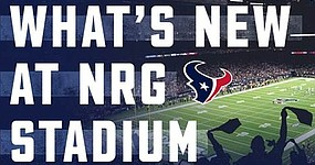 Just in time for the start of football season, 2019 NRG is giving us a preview of the new eats. Your mouth will be watering at the end of this video by our Texans Tailgate Reporter Natasha Gransberry.