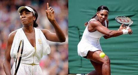 ESPNW list Venus and Serena Williams as Top 40 Female Athletes