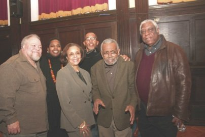 """Recently, a lively conversation on """"The State of Black Theater"""" was held by four luminaries..."""