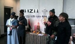 New Black Panther Party celebrates Kwanzaa