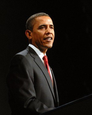 Before a crowd of over 2,000 people, President Barack Obama delivered the keynote address at...