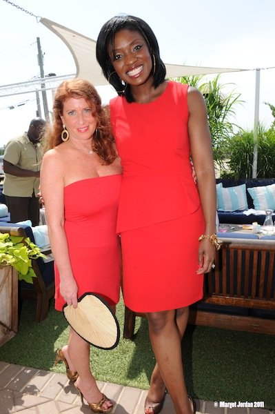More than 120 invited guests attended the second annual Diversity Affluence Brunch in the Hamptons...