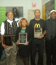New York CitiWorks' 12th annual holiday and awards party