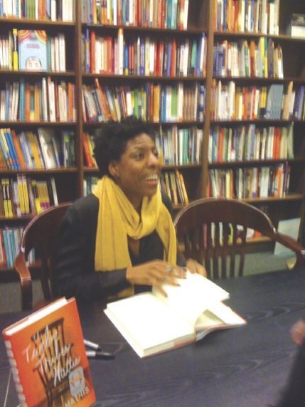 Huge turnout for Ayana Mathis and her new novel