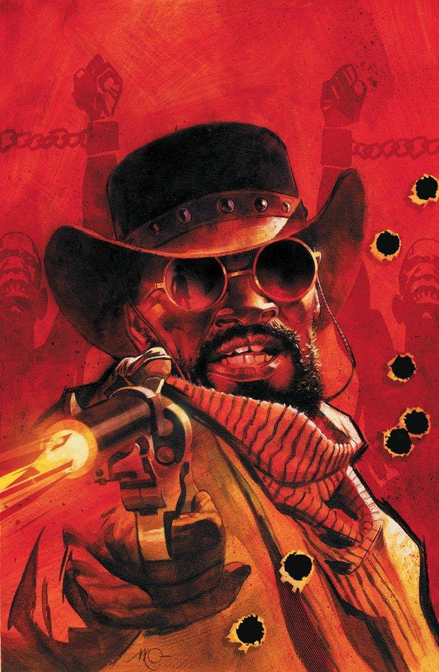 'Django' comic fast becoming collector's item