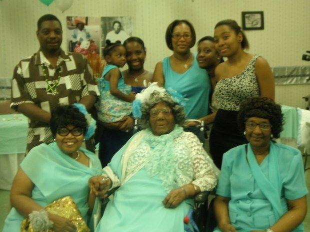 99-year old songstress, Jennie Louise Weston still got it