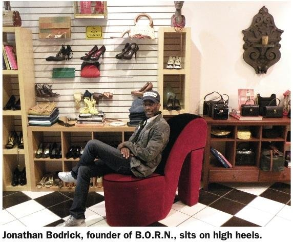 B.O.R.N.'s Vintage Clothes on West 125th Street