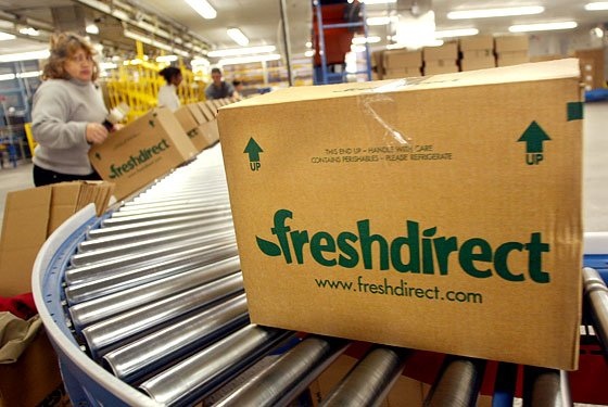 FreshDirect launches food stamp pilot program in the Bronx