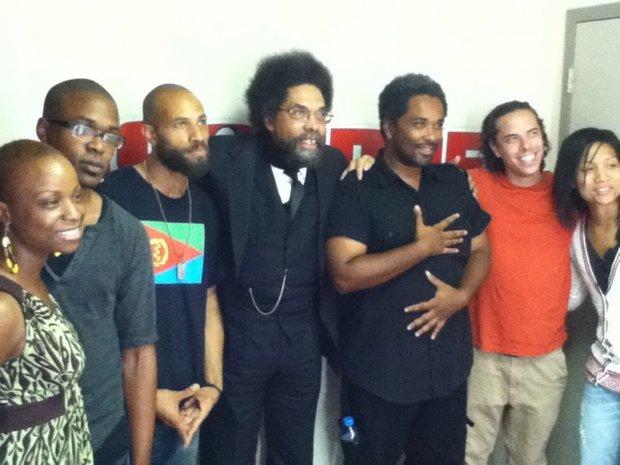 "More soulful Black folks join Cornel West ""in a sentimental mood"""