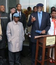 Stand with Black Brooklyn legislators