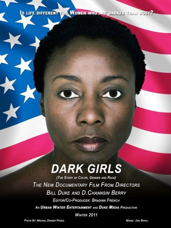 """Dark Girls,"" a documentary directed and produced by D. Channsin Berry and Bill Duke, is..."