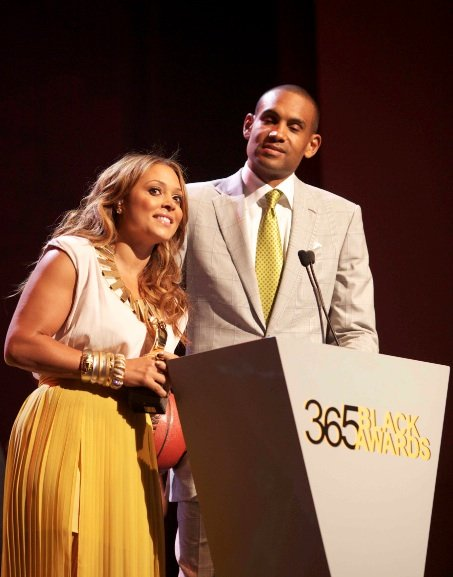 The brightest and most charitable honored at the 2012 McDonald's 365 Black Awards