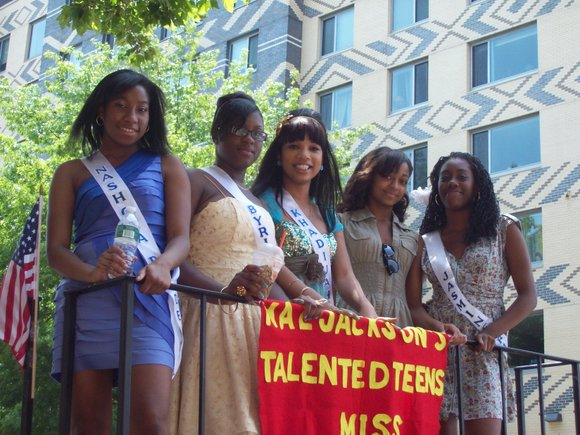 Several events took place this past weekend around the city in observance of Juneteenth, the...