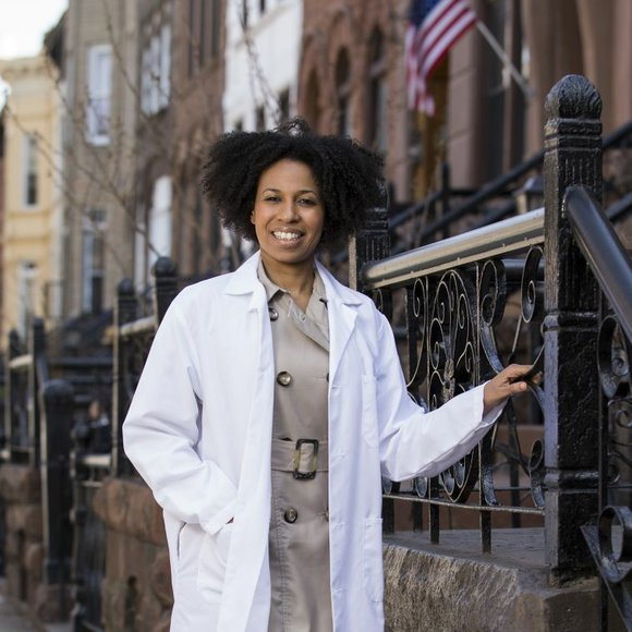 A young, highly respected physician, Dr. Aletha Maybank is a person on a mission and...