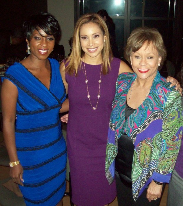 Black journalists honor media legend Sue Simmons