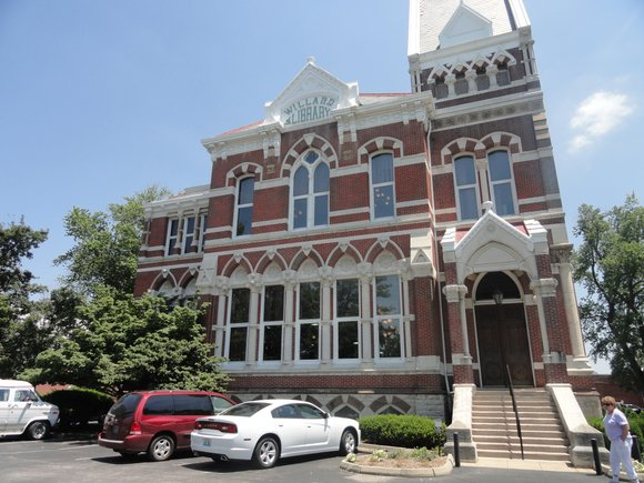 In the beginning of our exploration of Evansville, we learned a little bit about that...