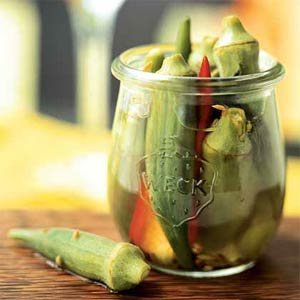 Soul in a Jar: Home-canned fruits and vegetables