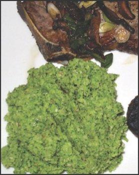 Broccoli, my broccoli