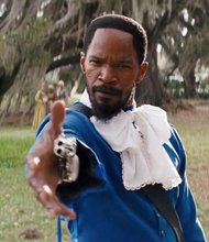 Jamie Foxx talks about 'Django Unchained'