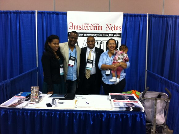 Thousands of Black media professionals came from across the nation to Philadelphia for the 36th...