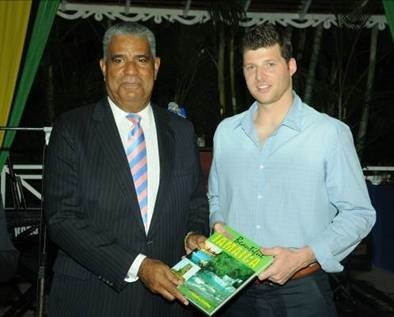 Jamaica scores big with ad