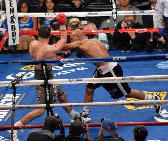 Judah vs Garcia
