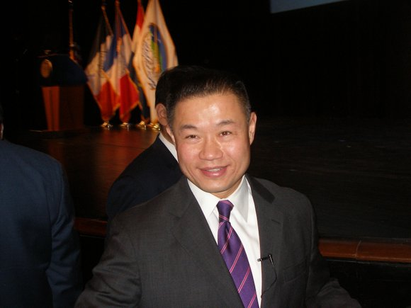 An avalanche of expenditures and savings were expected from City Comptroller John Liu two weeks...